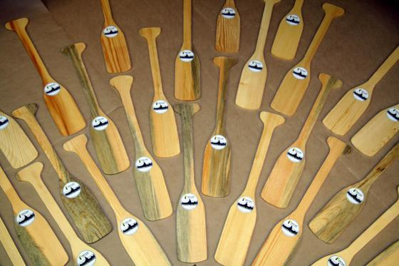 Paddles by Chief Louie Paddle Company