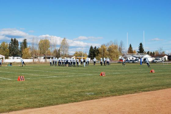 2007 - District of Vanderhoof Sportsfield and Stadium